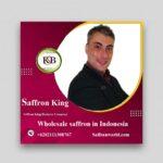 Wholesale saffron in Indonesia