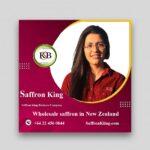 Wholesale saffron in New Zealand