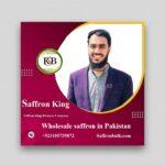 Wholesale saffron in Pakistan